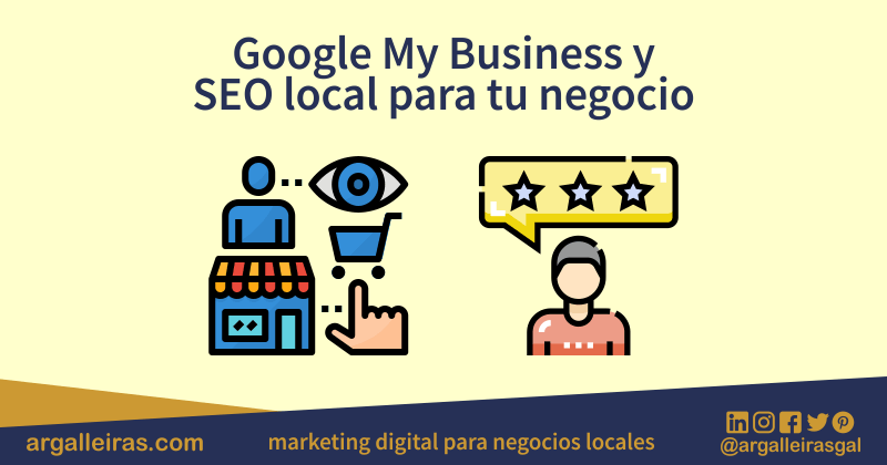 Google My Business y SEO local para negocios