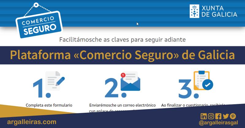 Plataforma Comercio Seguro de Galicia